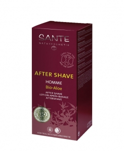 After shave Aloe