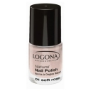 Laca uñas Natural 01 soft rose