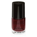 Laca uñas Natural 02 Deep berry